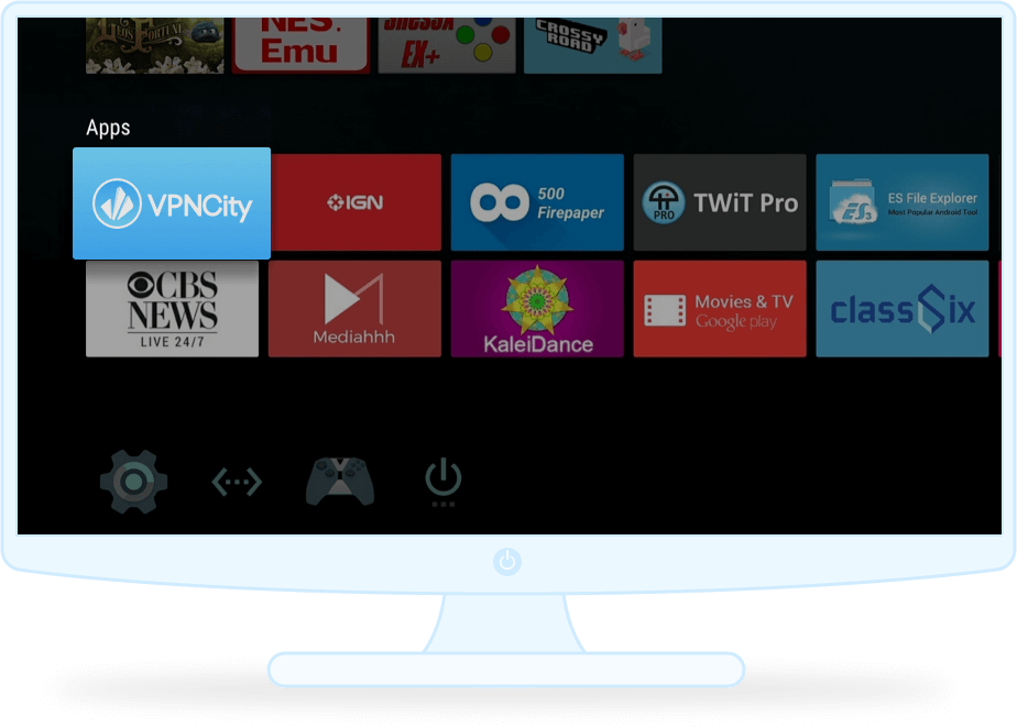 How to Install VPNCity on Android TV - VPNCity Blog